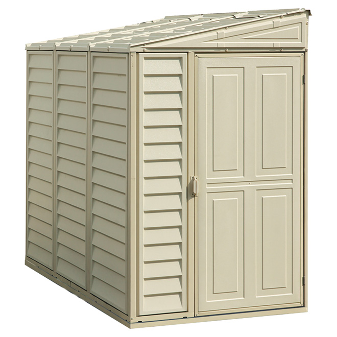 Home Depot Flooring Financing 4x8' SideMate Storage Shed | RONA