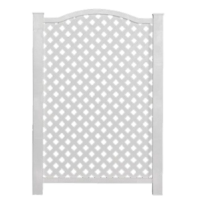 """Arch"" Lattice Screen"