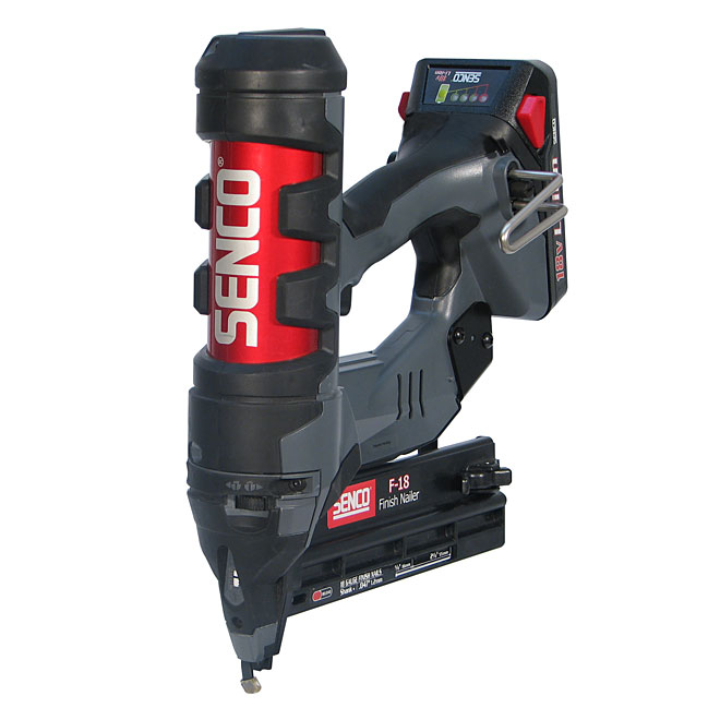 18V Cordless Finish Nailer
