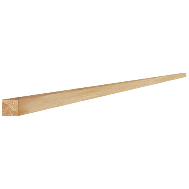 SQUARE DOWEL 5/8 x 48 in.