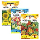 Flower Seeds Packet