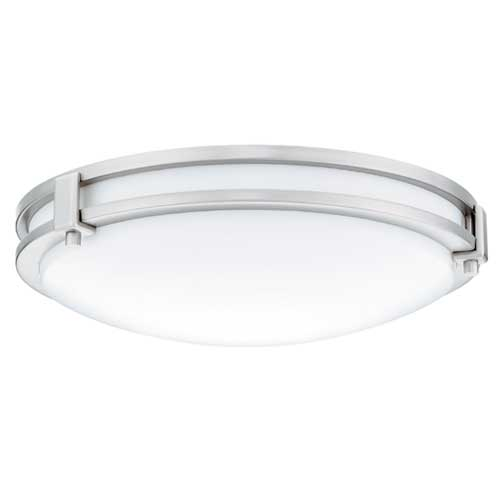 """Saturn"" 1-Light Ceiling Fixture"