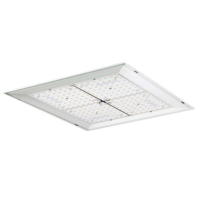 "LED Troffer Light Fixture - 2"" x 2"""