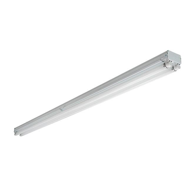 """2-Light Fluorescent Light Fixture - 96"""""""
