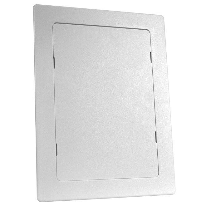 "6"" x 9"" White High Impact ABS Access Panel"
