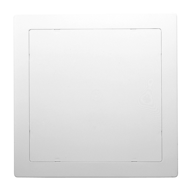 "14"" x 14"" White High Impact ABS Access Panel"