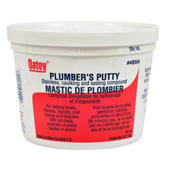 Plumbers putty rona for Plumbers putty