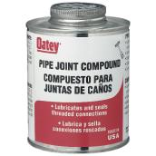 8 oz. Gray Pipe Joint Compound