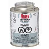 PVC Cement - Medium-Bodied - Grey - 237 mL