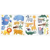 Peel and Stick Wall Decals - Jungle Adventure