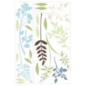 Peel and Stick Wall Decals - Branches and Leaves