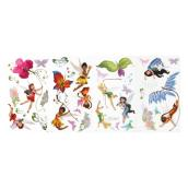 Peel and Stick Wall Decals - Disney Fairies
