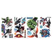 Peel and Stick Wall Decals - Avengers