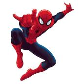Peel and Stick Giant Wall Decals - Ultimate Spiderman