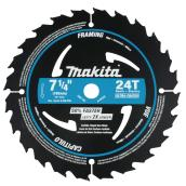 Framing Circular Saw Blade - 7 1/4'' - 24TH