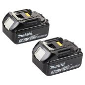 Pack of 2 18-V Batteries