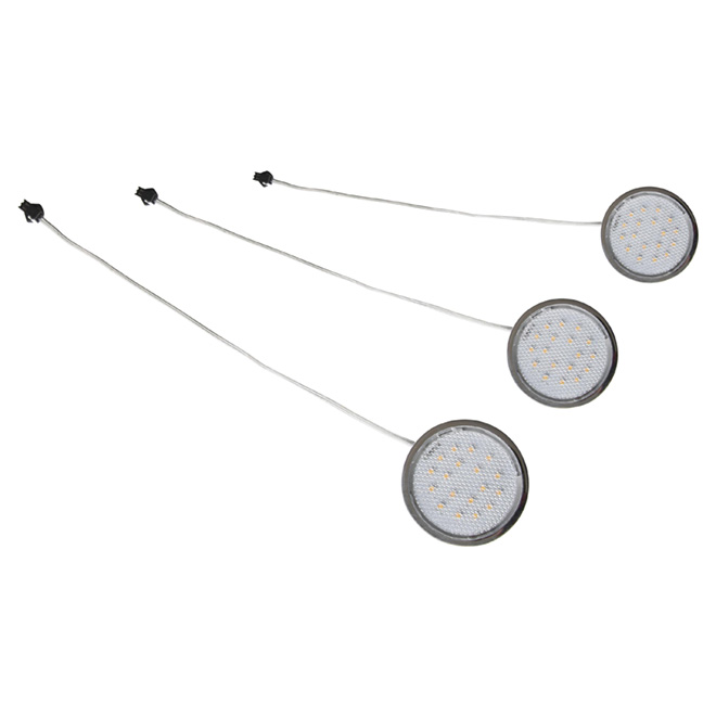 Puck - Pack of 3 Under Counter LED Pucks