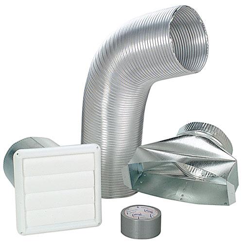 6 Duct Fan Roof Vent Kit : Quot range hood wall vent kit rona