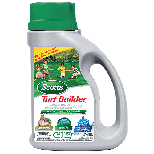 Lawn Fertilizer 30-0-3