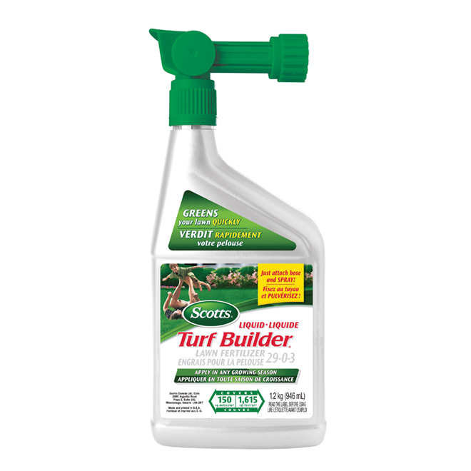 Liquid Lawn fertilizer 26-0-2