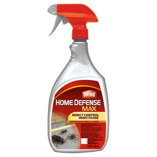 """Home Defense""  Ready-to-Use Insecticide 709 ml"
