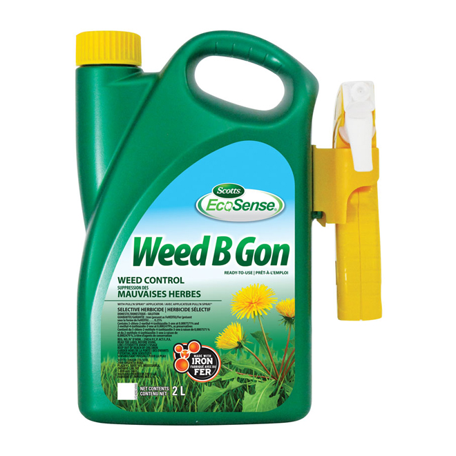 """Weed-B-Gon"" Weed Control"