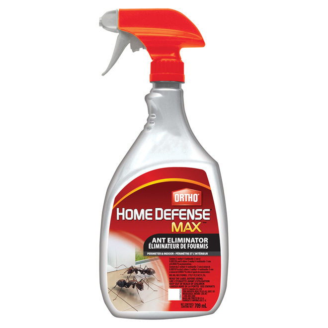 Éliminateur de fourmis «Ortho Home Defense Max»