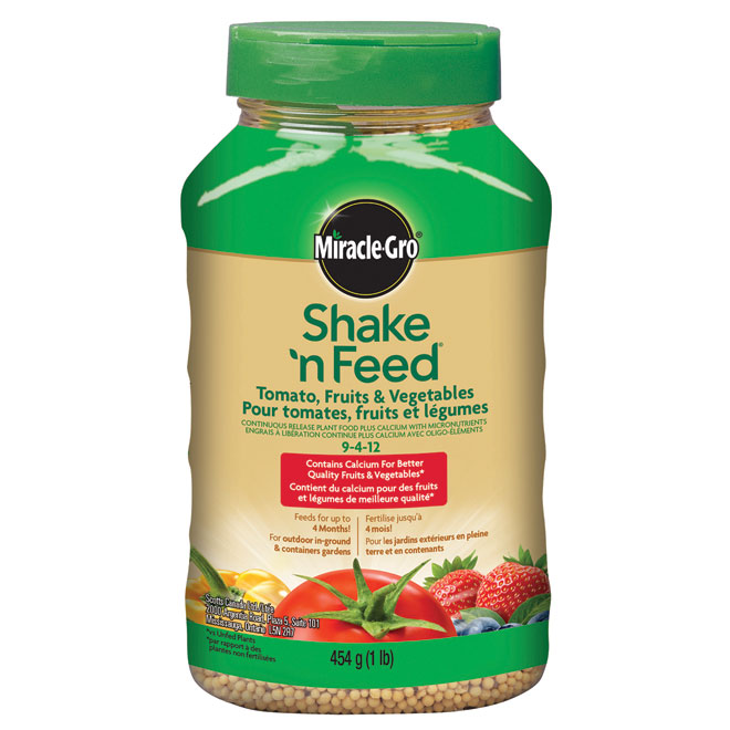 Tomato, Fruit, and Vegetable Fertilizer - 454 g