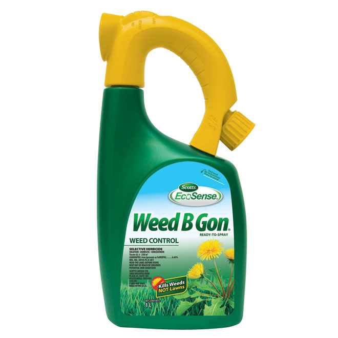 """Weed be Gon"" Herbicide"