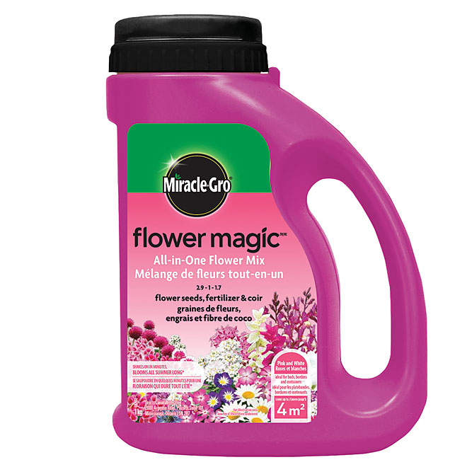 "All-in-One ""Flower Magic"" Flower Mix"