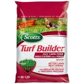 Turf Builder 32-0-10 Fall Lawn Fertilizer