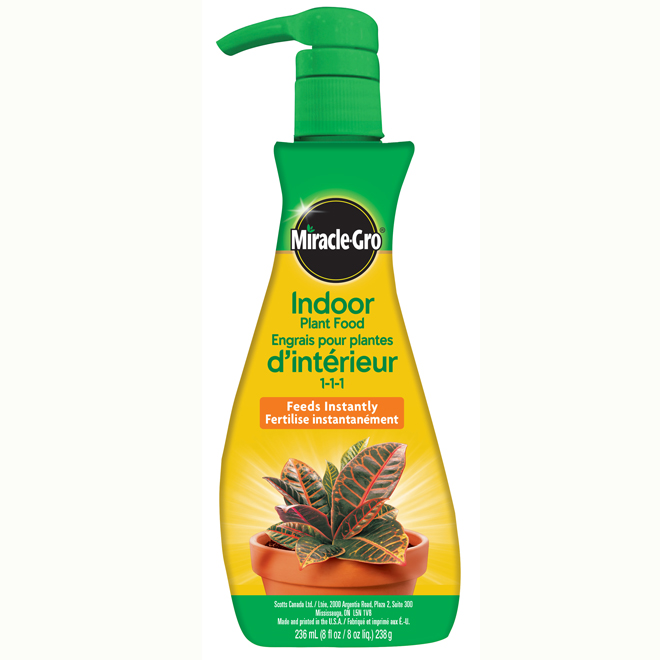 Indoor Plant Food Foam - 263 ml