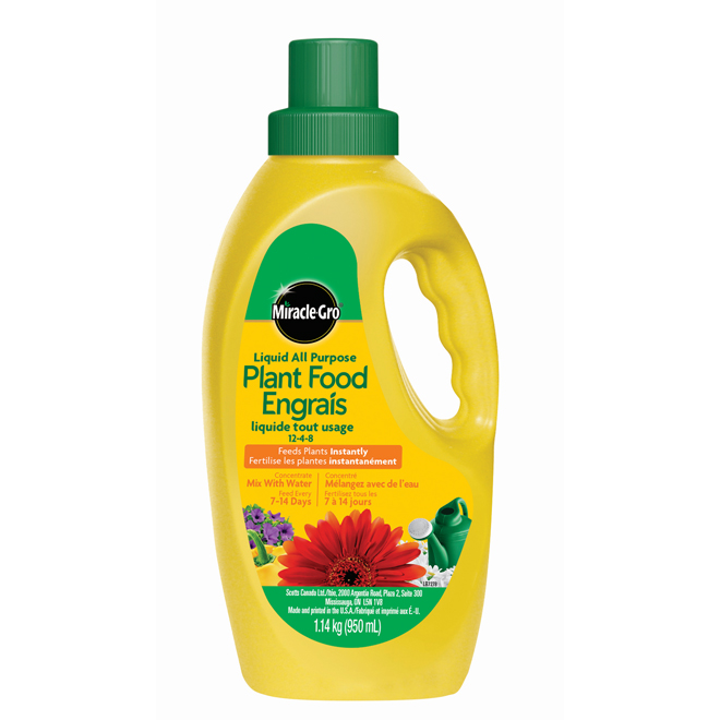 All-Purpose Liquid Concentrate Plant Food - 950 mL