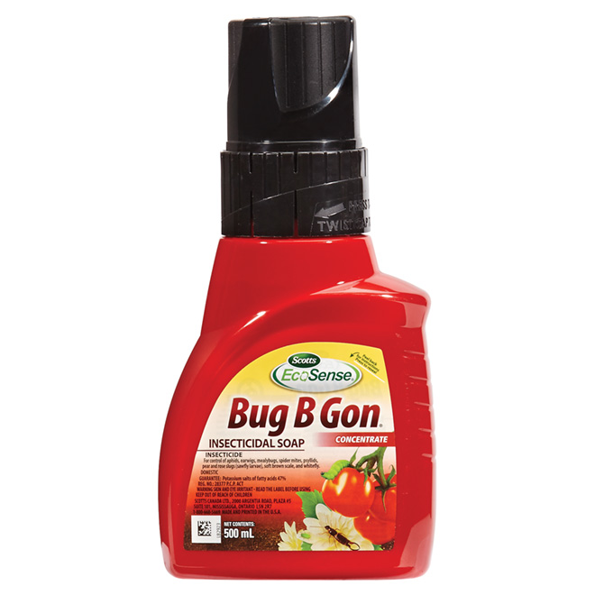"Insecticide Concentrate - ""Bug B Gon"" - 500 mL"