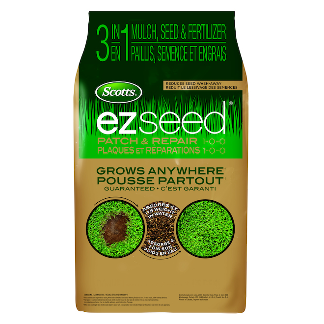 3-in-1 Grass Seed - 4.54 kg