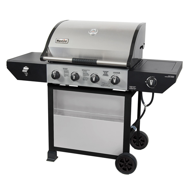 60 000  BTU Propane Gas Barbecue