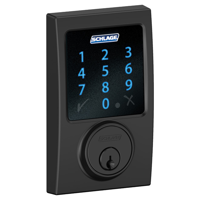 Century Numerical Pad Keyless Deadbolt Lock