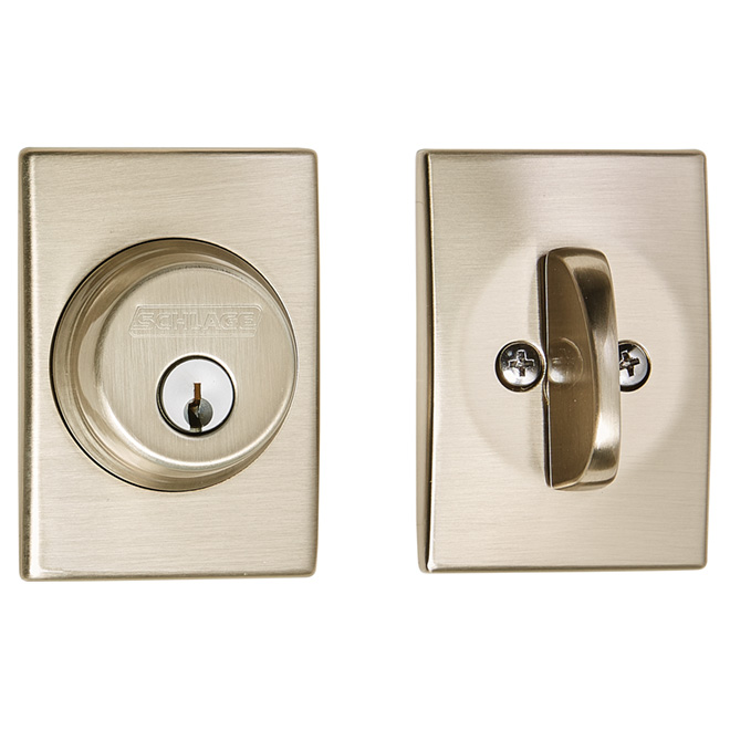 Century Deadbolt Lock with Key and Lever