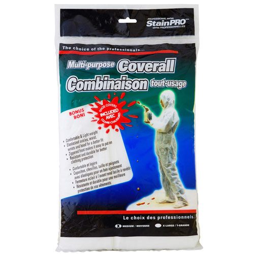 Paint - Disposable Paint Coverall