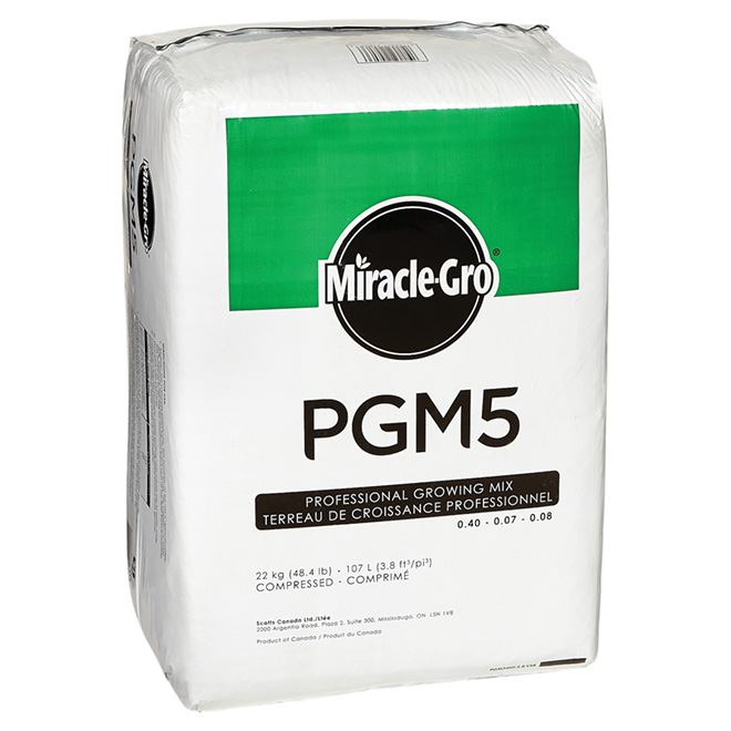 "Soil - All-Purpose Growing Mix - ""PGM5"" 22 kg"