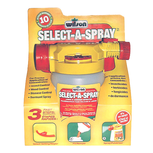 "Sprayer - ""Select"" Sprayer"