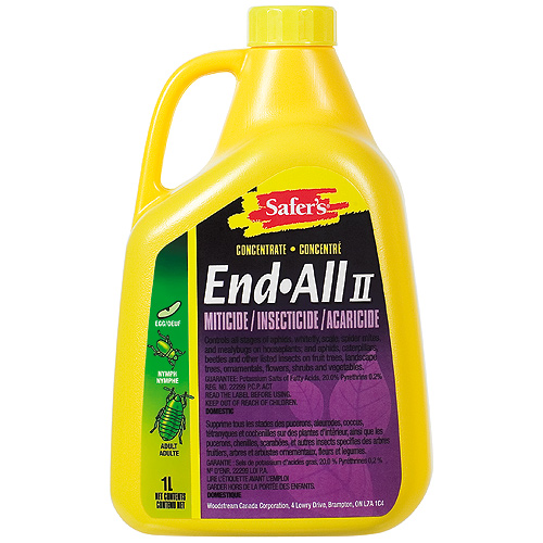 """End-All II"" Concentrated Insecticide"