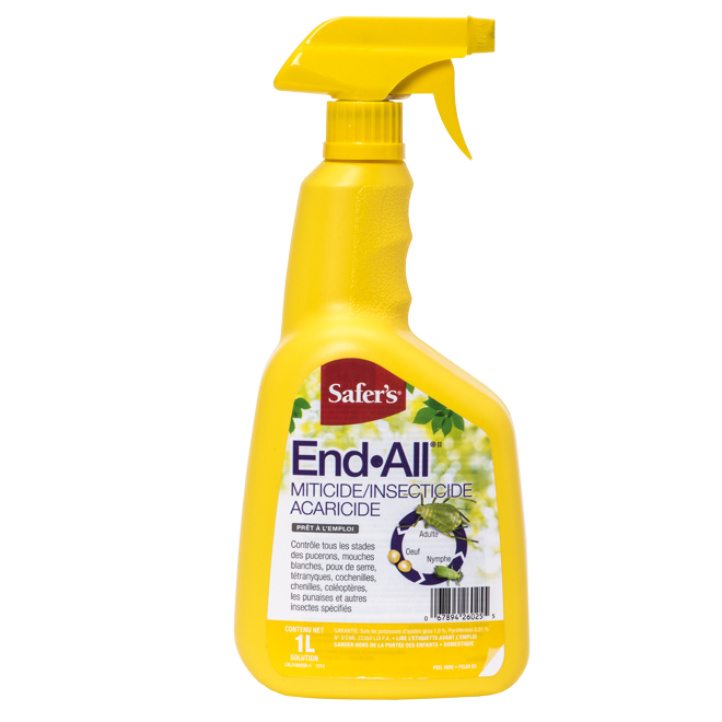 """End-All II"" Insecticide"