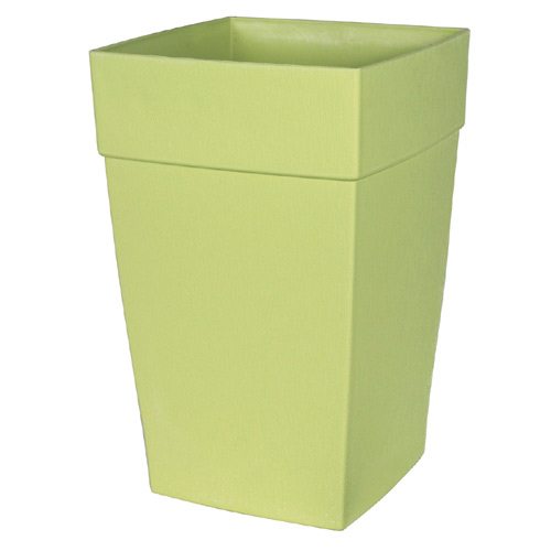 """Harmony"" Elongated Planter - Green"