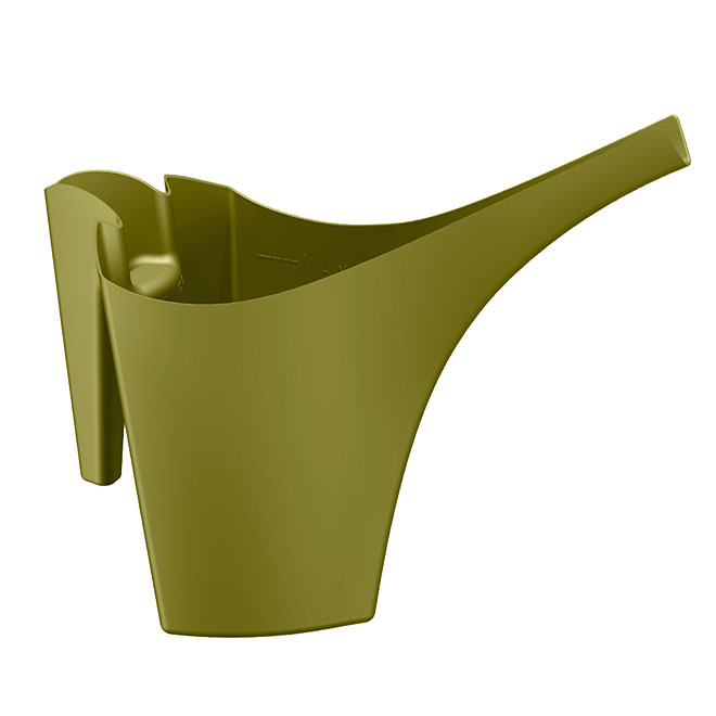 Watering Can With Graduated Scale