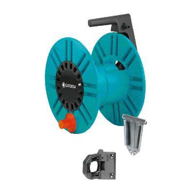 """60 Classic"" Wall-Fixed Hose Reel"