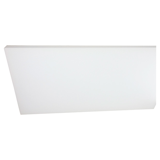 "EPS Insulation Panel Type I - 3/4"" x 4' x 8' - White"