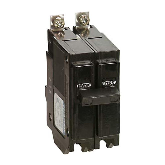 Double Pole Bolt-On Circuit Breaker