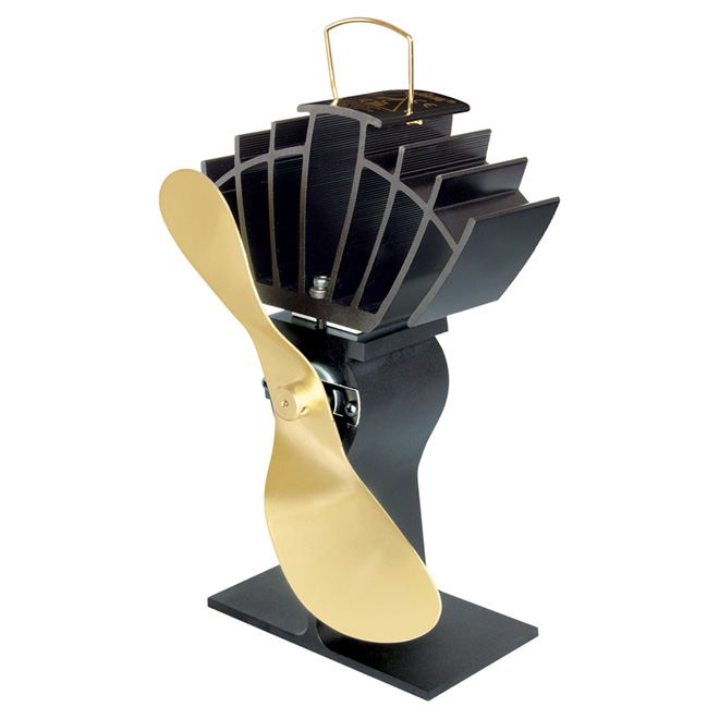 ventilateur pour po le et foyer rona. Black Bedroom Furniture Sets. Home Design Ideas