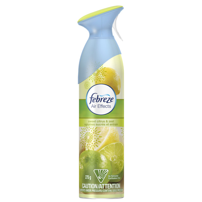 Sweet Citrus and Zest Air Freshener 275 g